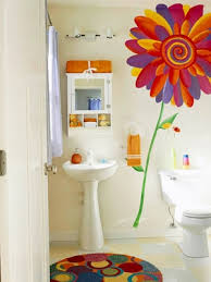 Small Picture Kids Bathroom Walls Gone Artsy KidSpace Interiors