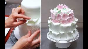 Simple Fondant Cake Decorating Tutorial Decorar Con Fondant By Cakes