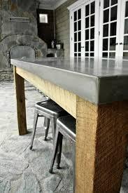 Concrete Dining Table - Concrete Wave Design | Concrete Sinks, Concrete  Countertops, Concrete Fireplace