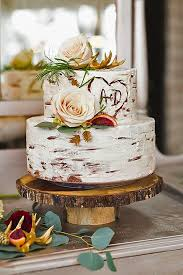 Simple Wedding Cakes For Small Wedding Chart 30 Small Rustic