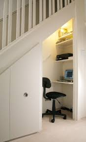 under stairs office. Office Stairs. Under Stairs R