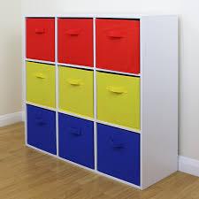 toy storage units. Plain Storage Sentinel 9 Cube Kids Red Yellow U0026 Blue ToyGames Storage Unit GirlsBoys  Bedroom For Toy Units