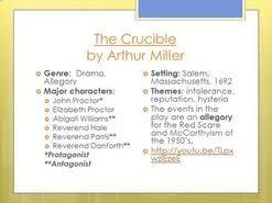 john proctor essay the crucible  john proctor essay the crucible