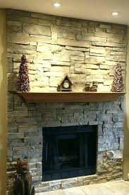 stone facade fireplace stacked stone veneer fireplaces stacked stone veneer fireplace thin surround installing dry stack