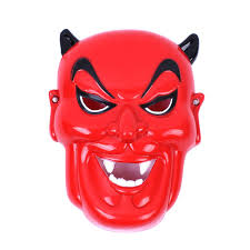 Mask Decorating Supplies BESTOYARD Horror Ghost Face Mask Scary Masks for Masquerade 18