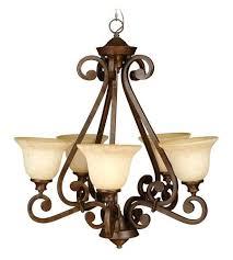 5 light chandelier 5 light chandelier white