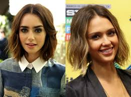 Middle Split Hair Style 7 simply best bob hairstyles that you should know for 2017 6375 by wearticles.com