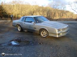1986 Chevrolet Monte Carlo SS id 10236
