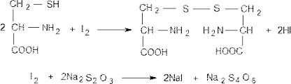 Методы окислительно восстановительного титрования Избыток йода титруют раствором натрия тиосульфата индикатор крахмал Параллельно проводят контрольный опыт