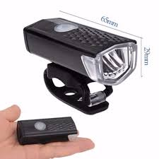 <b>Rechargeable Bike Headlight Front</b> Light 300 Lumen Bike ...