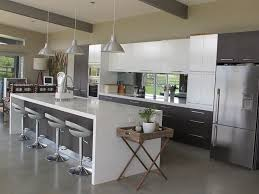 Small Picture Delightful Modern Kitchen Island With Seating Impressive 53 Jpg