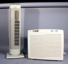 kenmore air filter. lot 173 of 201: kenmore hepa air cleaner/filter model #83250 and alexis tower fan, both power up filter