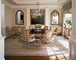 san francisco buffet mirrors with modern candleholders dining room traditional and ornate mirror round table