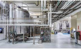 area conns aseptic surge tanks that provide critical buffer capacity between mercial sterilization and filling operations source abbott