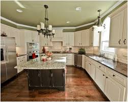 kitchens with white cabinets and green walls. Modren Cabinets Green Kitchen Walls With White Cabinets  Get  And Decor And Kitchens With I