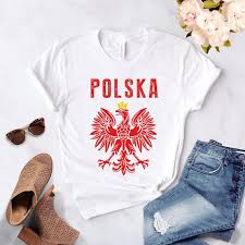 Poland Shirt Polish Eagle Coat Of Arms Of Poland Polska Polska T Shirt Patriotic Polish Heritage Shirt Softstyle Unisex Shirt