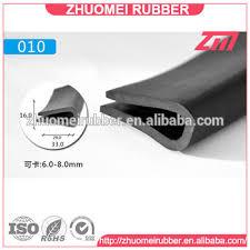 glass edge protection u channel rubber glass edge protection 6 8mm glass edge protection strips glass edge