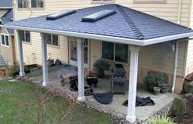 detached patio covers. Detached Patio Covers Ideas Medium Size Custom Enclosed Cover Metal Pricing  Images Lean .