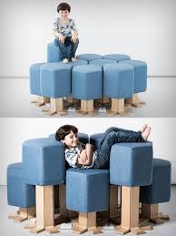 Lift Bit is an Innovative Shape Shifting Sofa That Can Be