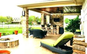 covered patio with fireplace outdoor patio fireplace ideas outside covered patio houzz covered patio fireplace