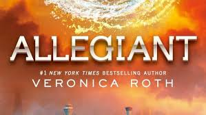 book news veronica roth s allegiant cover reveal