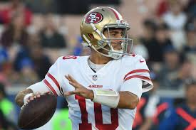 Sbnation Player Qb - In The Contract com Make 49ers Jimmy Highest-paid Garoppolo Nfl