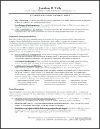 Professional Achievement Examples Examples Of Accomplishments On A Resume Work Accomplishments