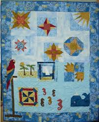"""Little Quilts Blog: February 2008 & Stars Over Savannah - our 47"""" x 59"""" quilt made with the blocks for the 13  participating shops in the Greater Atlanta Shop Hop 2008. Adamdwight.com"""