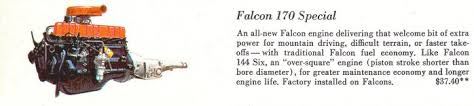170 six cylinder ford shop manual and are provided for information only acquire the proper manual for your falcon before making adjustments to your engine 170 special