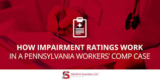 How Impairment Ratings Work In A Pennsylvania Workers Comp Case