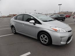 2015 Used Toyota Prius 5dr Hatchback Four at Landers Chevrolet ...