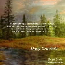 Davy Crockett Quotes Mesmerizing Davy Crockett Quotes Also For Frame Stunning Davy Crockett Quote