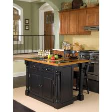 Island In Kitchen Home Styles Santiago Cognac Kitchen Island With Storage 5575 94