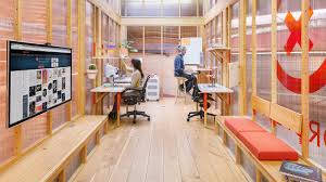 250 Square Foot Dakshco The Tiny House Fad Comes To Office Design