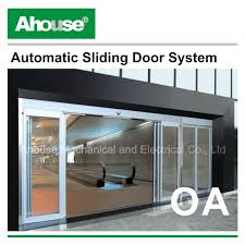 china ahouse electronic door lock for sliding glass doors oa china sliding door system sliding doors