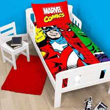 Marvel Bedroom Furniture Marvel Comics Bedroom