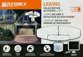 Upc 688432831531 Sunforce Solar 150 Led Motion Security