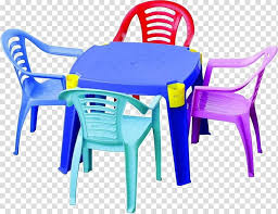 table chair furniture plastic