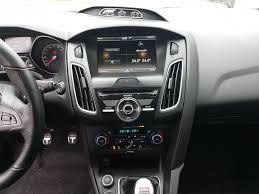 2015 ford focus black. blacktuxedo black metallic 2015 ford focus st central dash options photo in edmonton u