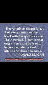 What Is The American Dream Quotes And History