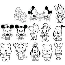 Cute Coloring Pages Cute Animal Coloring Pages For Girls Download