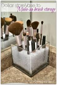 100 things 2 do vase turned makeup brush holder makeup brush holders makeup brush