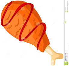 chicken wing clipart. Wonderful Wing Chicken Wing Cartoon Clipart 1 Inside C