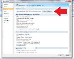 How To Use Microsoft Word Autocorrect The Proofreading Pulse