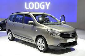 2013 Dacia Lodgy Specs and Photos | StrongAuto