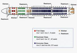 china eastern airlines airbus a340 airline seating chart
