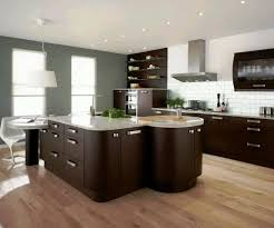 image of kitchen countertop hutch