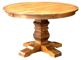 expanding round dining table room wooden plans pdf e