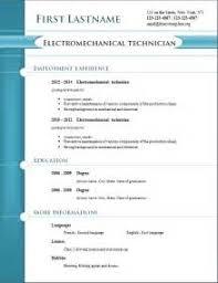 job resume free job specific resume templates