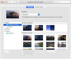 How To Design A Desktop Background Change The Desktop Picture Background On Your Mac Apple